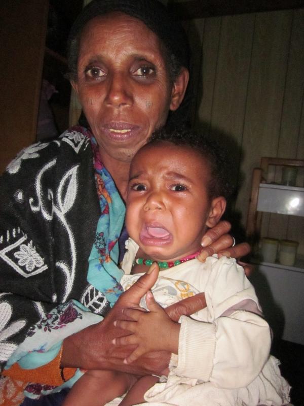 Si el dolor aliè ens fes mal / Si el dolor ajeno doliese africa