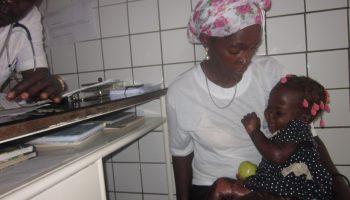 El regreso a Angola, al hospital del Amor  africa