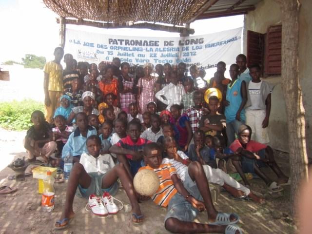 Memorias de la Transpirenaica Social y Solidaria, sin fronteras africa