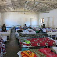 En África occidental la principal causa de muerte sigue siendo la diarrea y la neumonía, favorecidas por la desnutrición