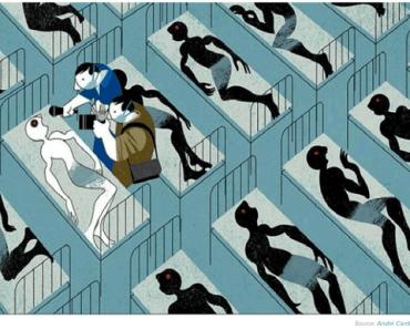 La vida de 1 blanco sigue valiendo más que la de 1000 negros