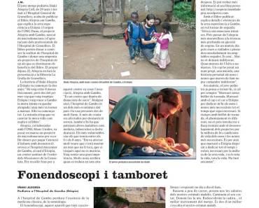 Alegría con Gambo: un proyecto de vida por Etiopía