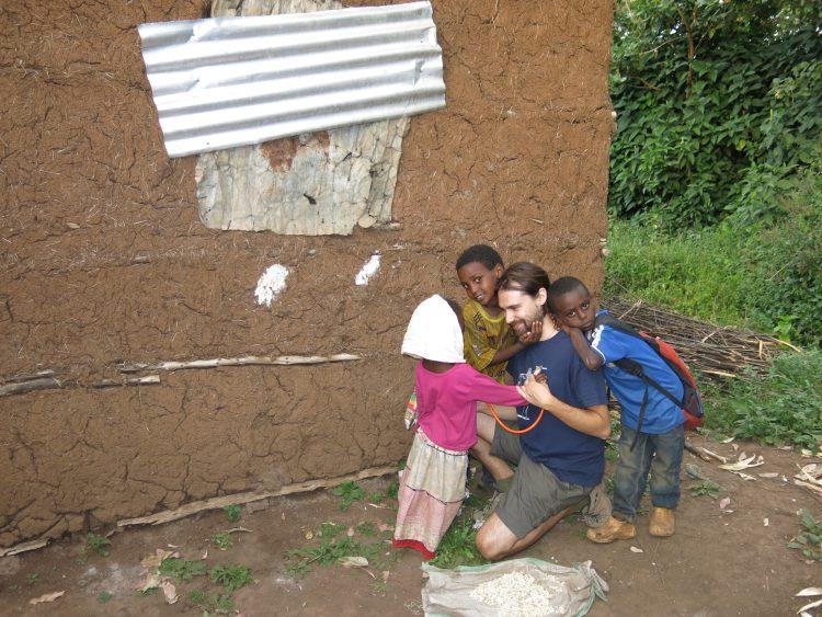 Iñaki Alegria. Etiopía. África