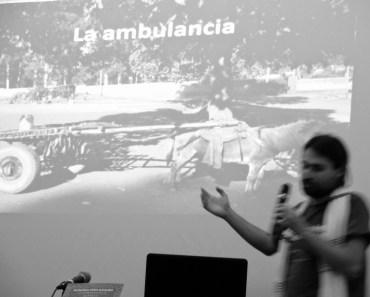 Iñaki Alegría y Gambo. Donde comparten cama la vida y la muerte. Entrevista de José Paneque