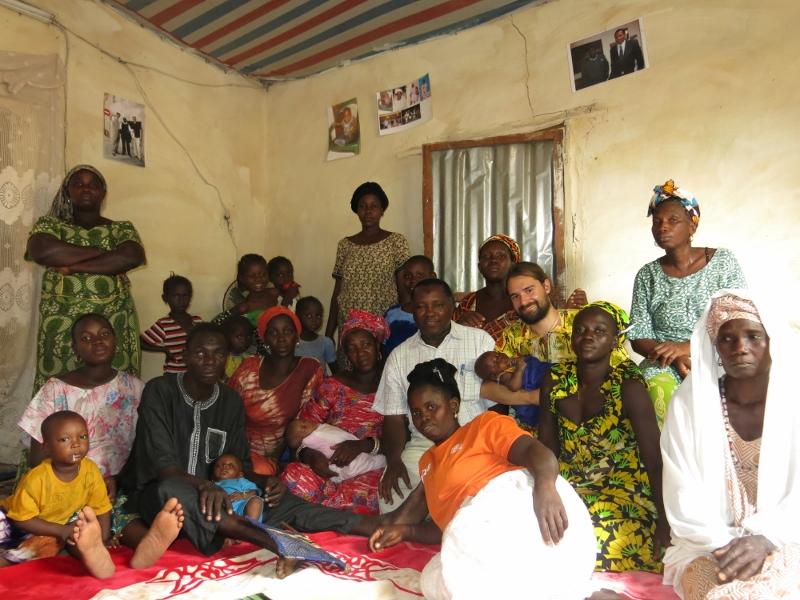 Muchas gracias a ADAIC por su cálida acogida en Sandiniery, Senegal