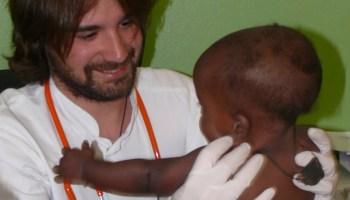 Entrevista en Col·legi Oficial de Metges de Barcelona (COMB) africa