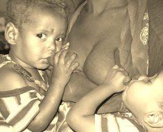 Etiopía, el hambre olvidada, no es noticia pero sigue existiendo, por no poder comer.