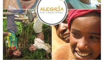 El escritor y profesor de secundaria Toni Argent colabora con Alegría amb Gambo. africa alegria gambo etiopia