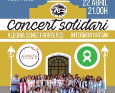 Gospel Girls – Concierto solidario  Alegría Sin Fronteras e Intermon Oxfam