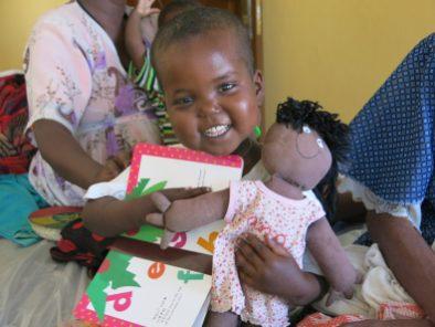 El poder de la Alegría africa alegria gambo alegria sin fronteras