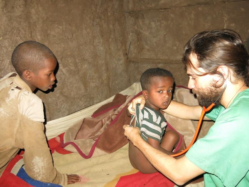"""""""Nos han censurado salvar a las niñas olvidadas"""" alegria gambo alegria sin fronteras dr alegria etiopia gambo"""