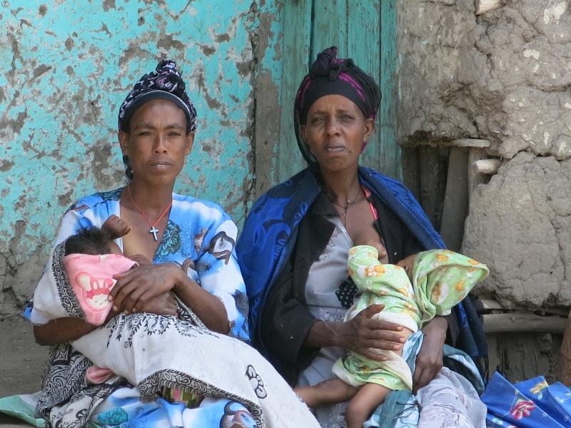 Obligadas a ser heroínas cuando tan sólo quieren ser madres africa alegria gambo alegria sin fronteras dr alegria etiopia gambo