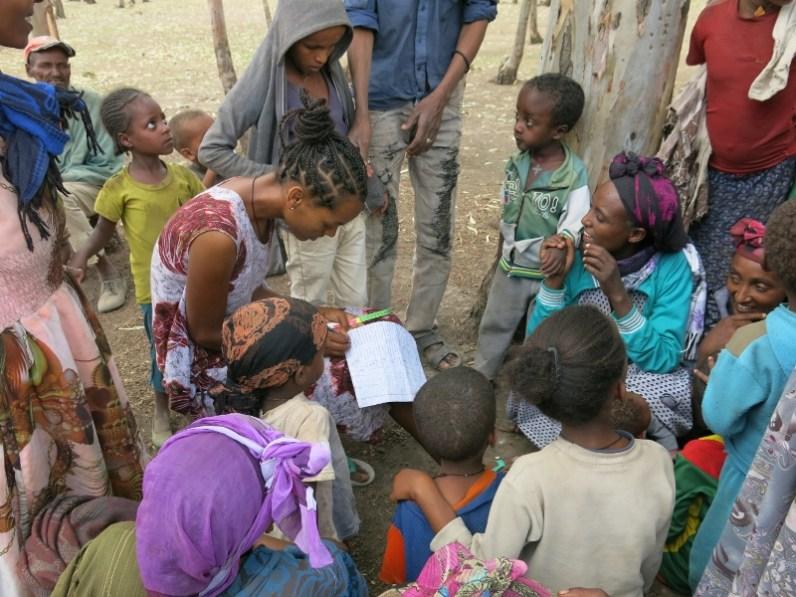 Cuando lo importante no son las actividades africa alegria gambo alegria sin fronteras etiopia gambo