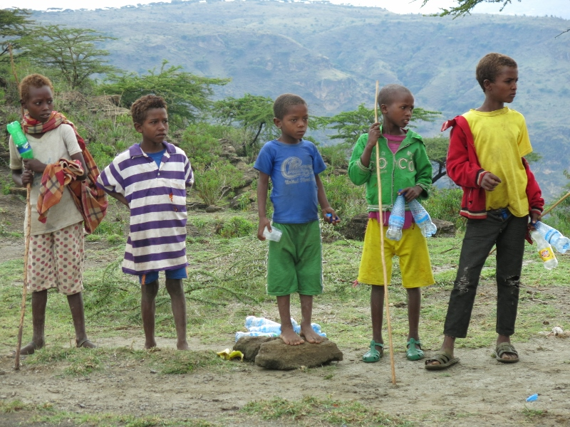 Ha llovido oro alegria gambo alegria sin fronteras etiopia