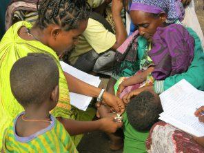 Combatir la hambruna en Etiopía está en tus manos africa
