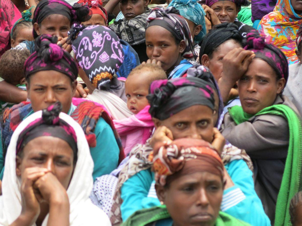 Etiopía, un país donde los defensores de los derechos humanos son asesinados por el gobierno africa alegria gambo alegria sin fronteras dr alegria