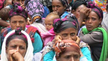 Etiopía: Millones de niños en riesgo de desnutrición severa por la grave sequía africa alegria gambo alegria sin fronteras dr alegria etiopia gambo