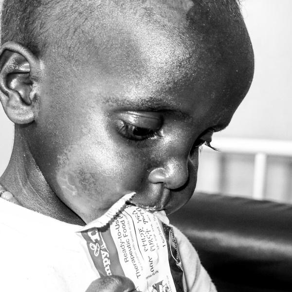 Hay hambre porque queremos alegria gambo alegria sin fronteras dr alegria etiopia gambo
