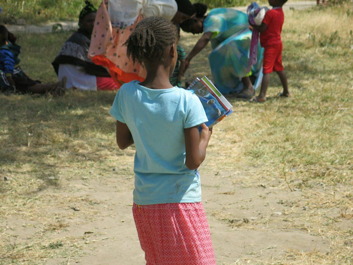 Ellas pueden africa alegria gambo alegria sin fronteras dr alegria