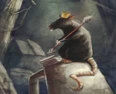 Cuentos etíopes: El hijo del Rey de las Ratas.