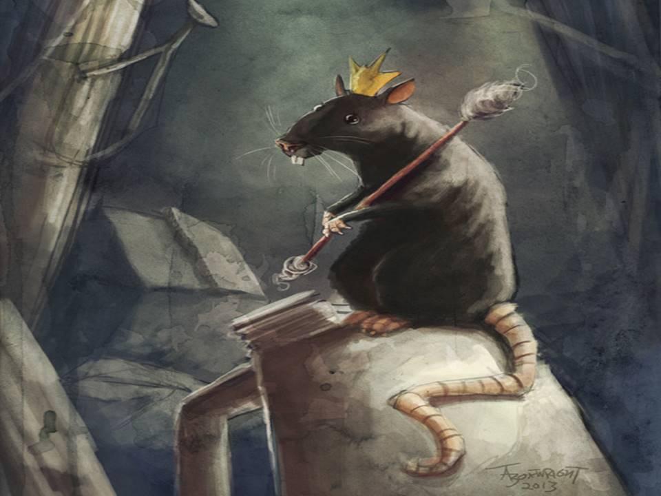 Cuentos etíopes: El hijo del Rey de las Ratas. africa