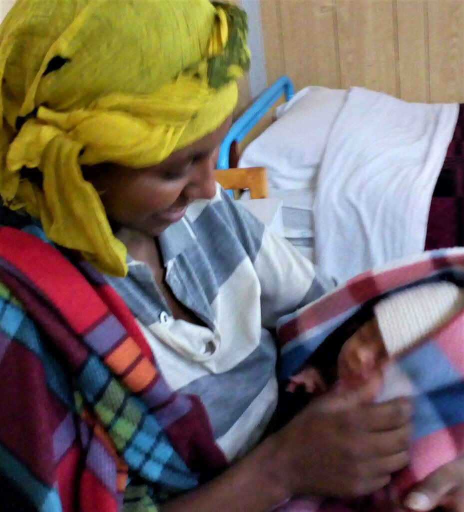 Jamila empieza a vivir africa alegria gambo alegria sin fronteras dr alegria gambo