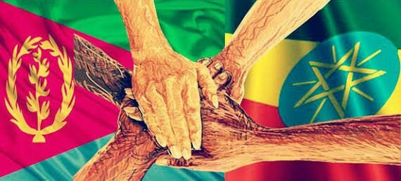 Peace is always the right way, a bridge to a brightness future: My Congratulations to Ethiopia and Eritrea africa