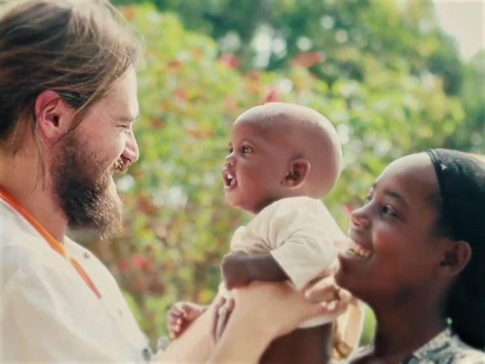 No importa de donde venimos africa alegria gambo alegria sin fronteras