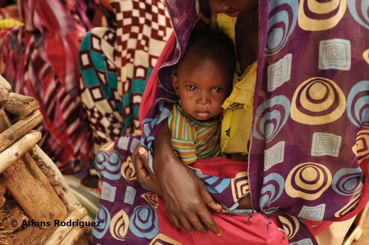 """Las niñas que quieren """"Ser"""" africa alegria gambo alegria sin fronteras"""