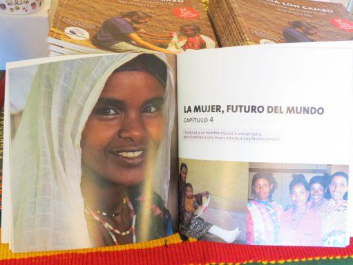 Juntos llegamos más lejos africa alegria gambo alegria sin fronteras etiopia