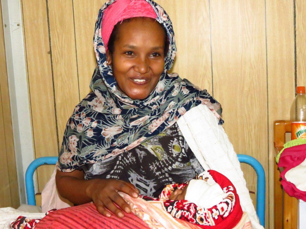 Alegría en Etiopía por la excelente Evolución del Programa de Salud Materno Infantil en la zona rural de Gambo africa