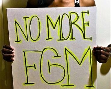 Mujeres etíopes contra la mutilación