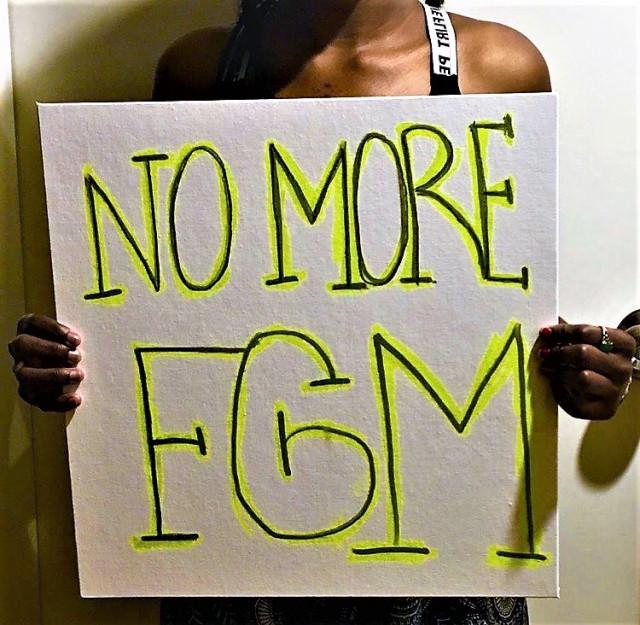 Pensé que sería el fin de mi vida y corrí hacia ningún lugar #StopFGM africa