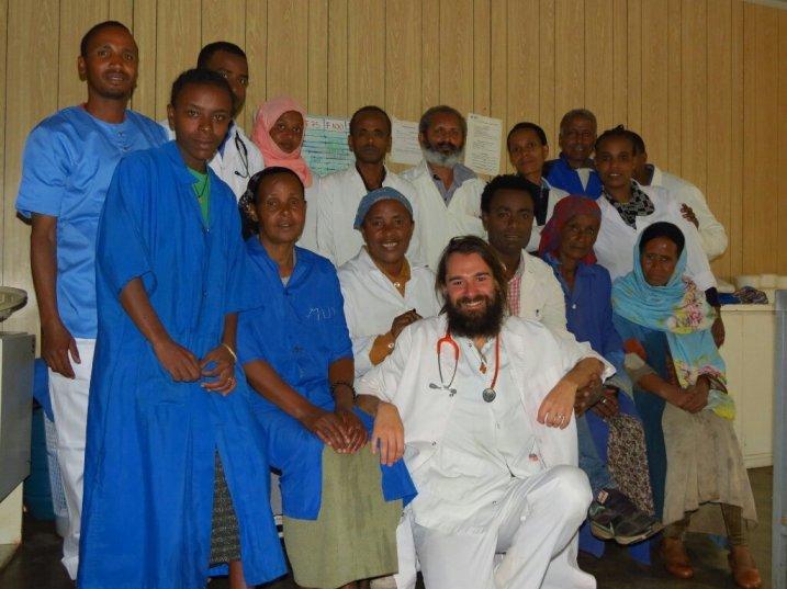 El Gambo de los Indestructibles africa dr alegria etiopia gambo