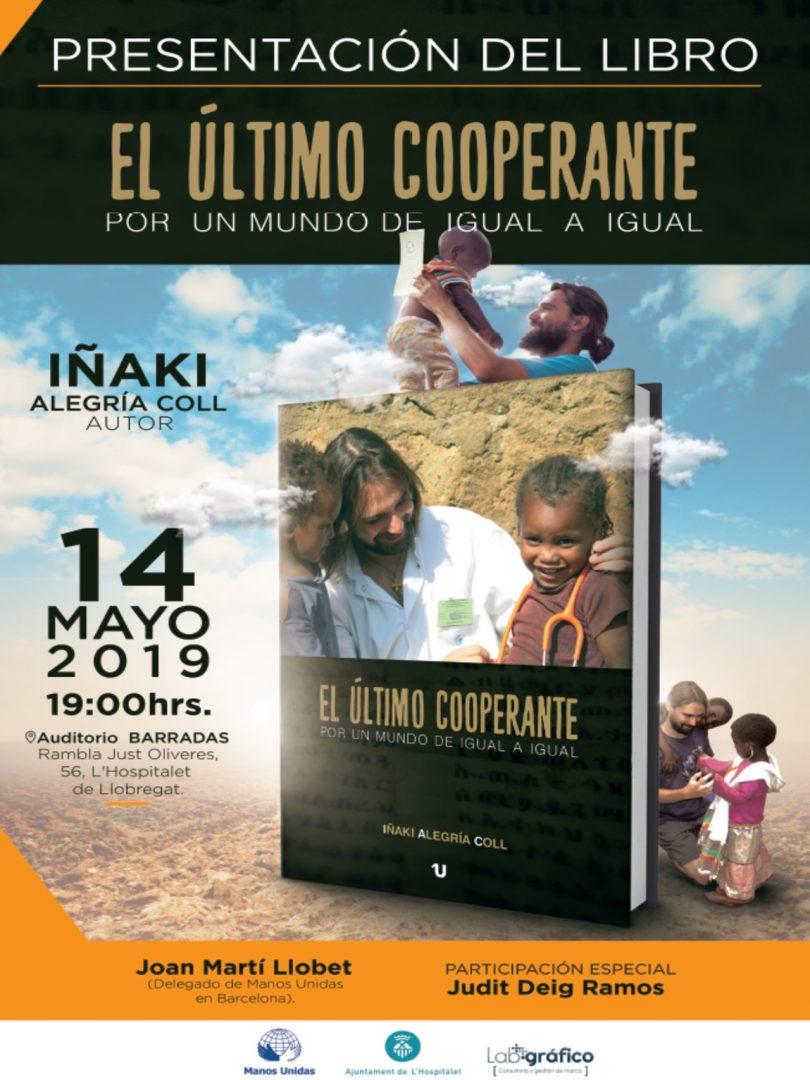 Acto de Presentación en el Auditorio Barradas de L'Hospitalet de Llobregat Martes 14 de Mayo