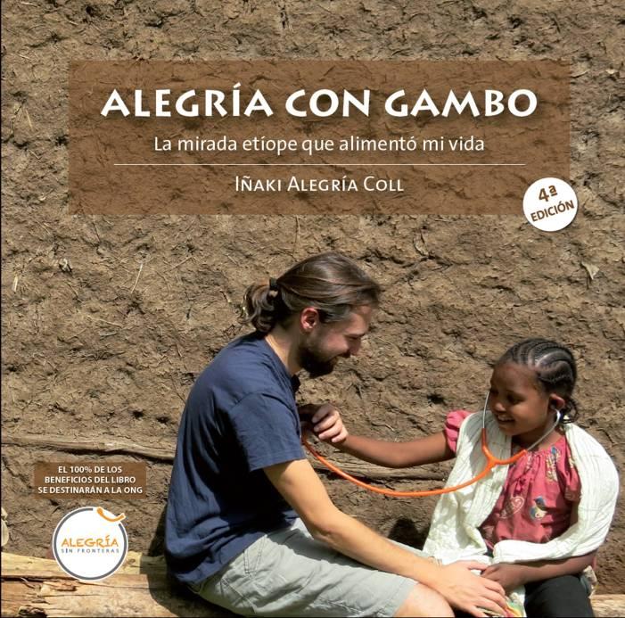 Me hace mucha ilusión compartir mis dos libros y acercaros mis reflexiones más personales desde Etiopía africa alegria gambo alegria sin fronteras dr alegria etiopia