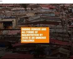 ZERO HUNGER: An immense challenge but still achievable
