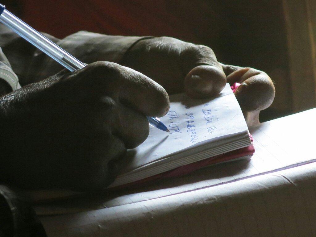 No hay mayor acto de rebeldía que estudiar africa