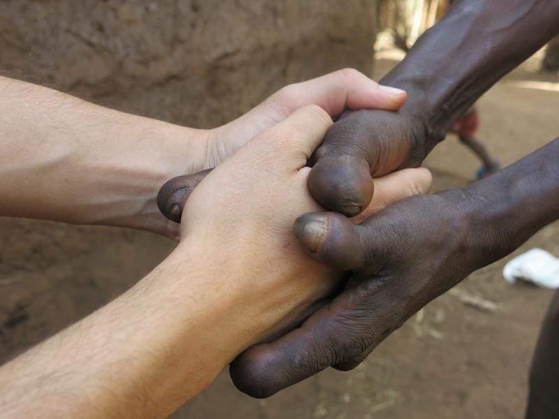 El poder de creer en las personas africa