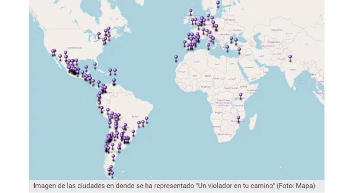 Un violador en el camino: De Chile al mundo africa