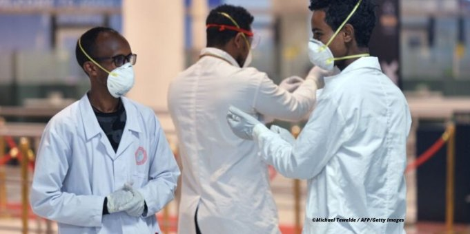 Coronavirus in Ethiopia: My most profound appreciation to our healthcare workers africa