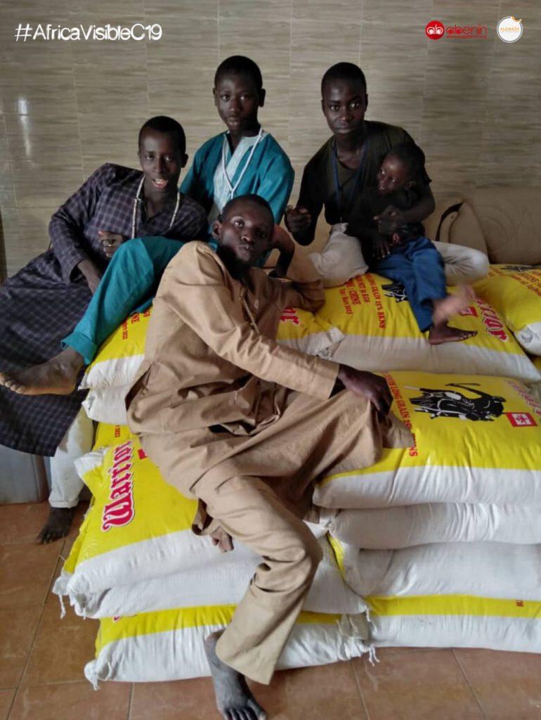 Senegal: Una economía de subsistencia africa alegria gambo alegria sin fronteras