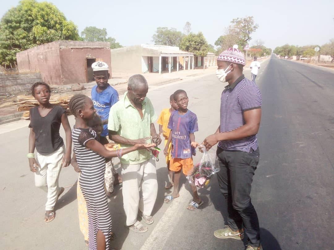 Senegal afronta el Coronavirus africa alegria gambo alegria sin fronteras dr alegria