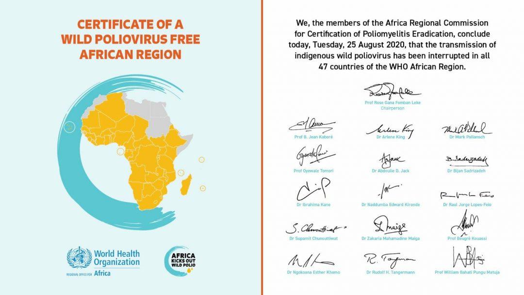Notición: Se va africa