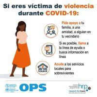 Si eres víctima de violencia de género