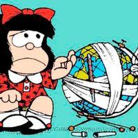 Mafalda. La luchadora feminista, social, incansable e inmortal