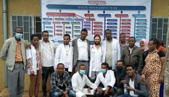 Espurnes - Mans Unides i Alegria amb Gambo - Setmana solidària i xerrada a l'escola Sant Jaume de l'Hospitalet de Llobregat africa etiopia gambo