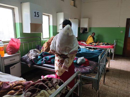 Estalla la Guerra en Etiopía: No son bandos sino personas actualidad addis abeba africa etiopia guerra civil nobel peace prize refugiados