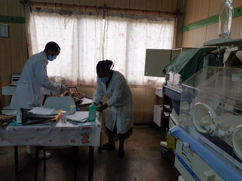 El reto del 2021: construir la primera UCI Neonatal en el Hospital de Gambo actualidad colabora cooperacion gambo gambo rural hospital teaming