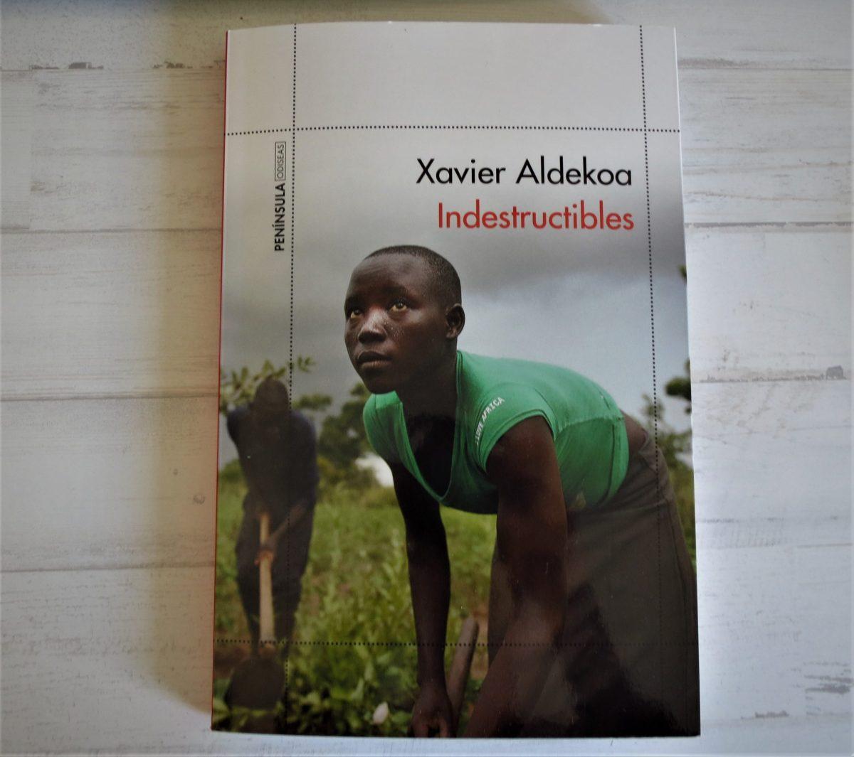 Indestructibles, una mirada a la generación del futuro de África gambo libros